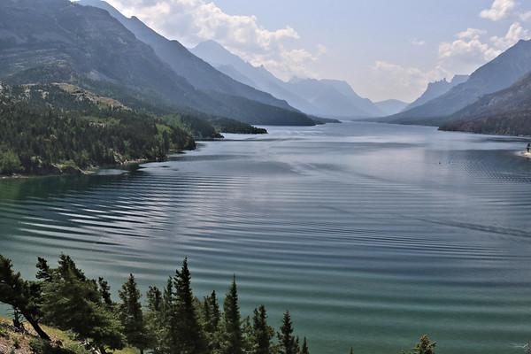 2018 Canadian Rockies  Calvary, Glazier Park, Waterton, Banff