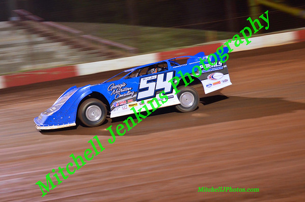 Dixie Speedway Practice 3/7/15