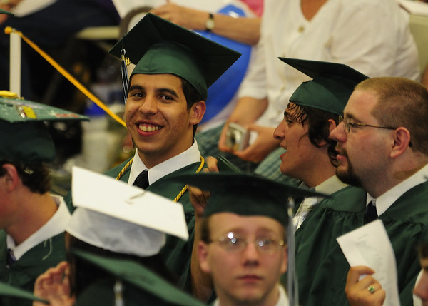 McCann HS Graduation 2011