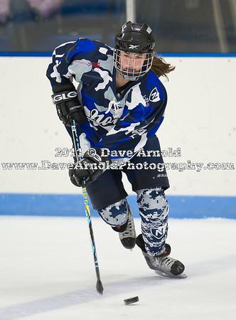 1/22/2011 - Girls Varsity Hockey - Exeter vs. Nobles
