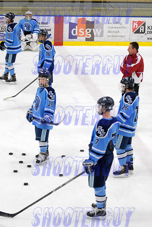 SHS Varsity vs. Denfeld (8-Feb-2013)