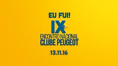 Clube Peugeot 13-11-16