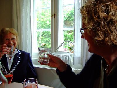 Jægerspris med mor 30.6. 2007