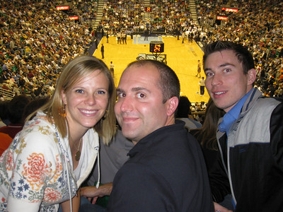 Jazz Suns game 2008
