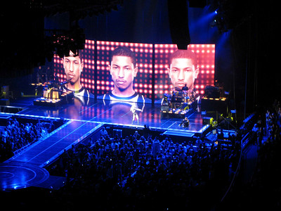 Madonna Concert October 2008
