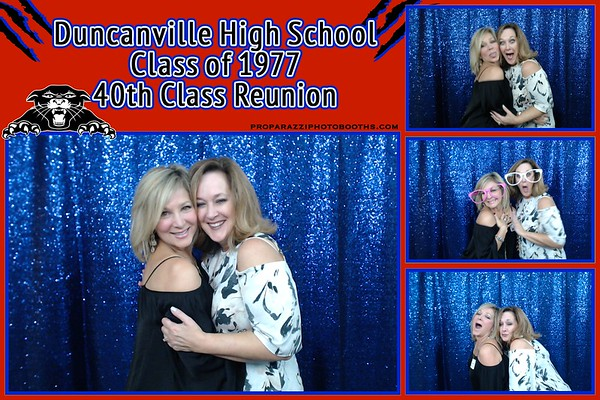 40th High School Class Reunion