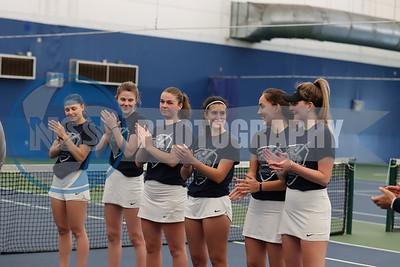 4.30.21 Queens College Women's Tennis vs. Daemen College (ECC Play-In Round)
