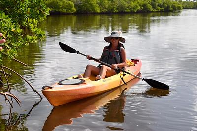 9AM Mangrove Tunnel Kayak Tour - Fowlie, Loiseau, Allen & Susan