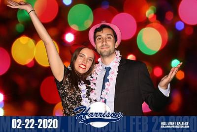 02.22 Harrison's Bar Mitzvah