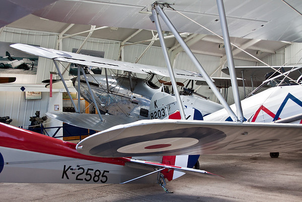 Old Warden : 25th October