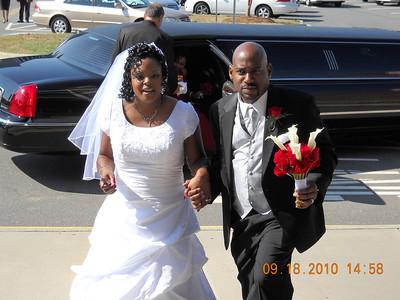 Elliott and Adriane's Wedding