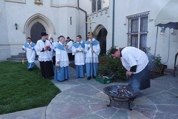 Easter Vigil (March 26, 2016)