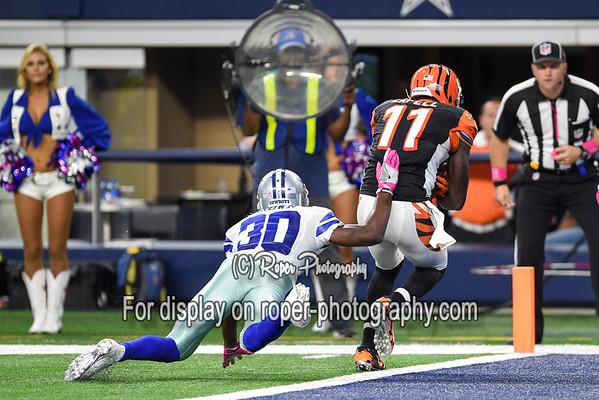 9 Oct 16-Bengals vs Cowboys