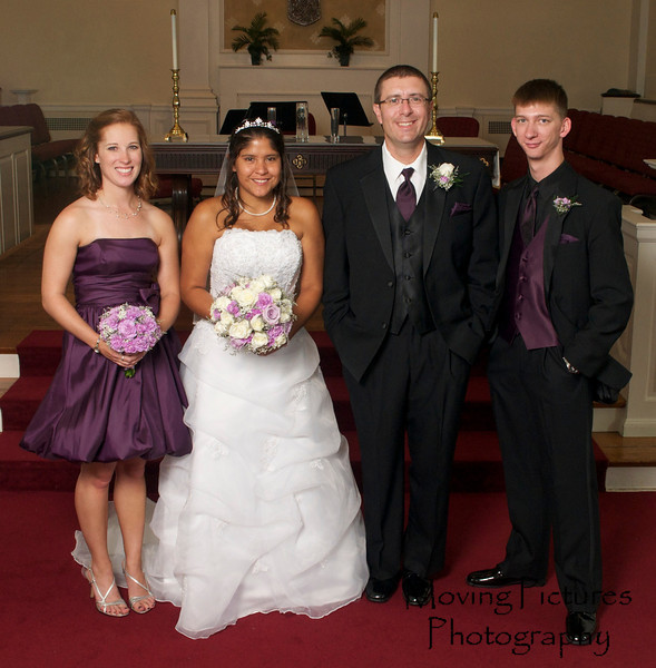 Kaitlin and Matt - September 1, 2012