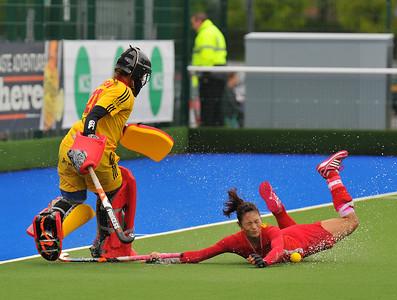 Korea v Belgium
