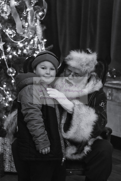 An Evening with Santa:  Barrow County Family Connection