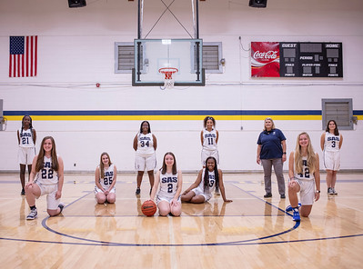 Varsity Girls' Basketball 2020