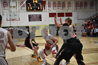 Ames @ Fort Dodge Boys bball