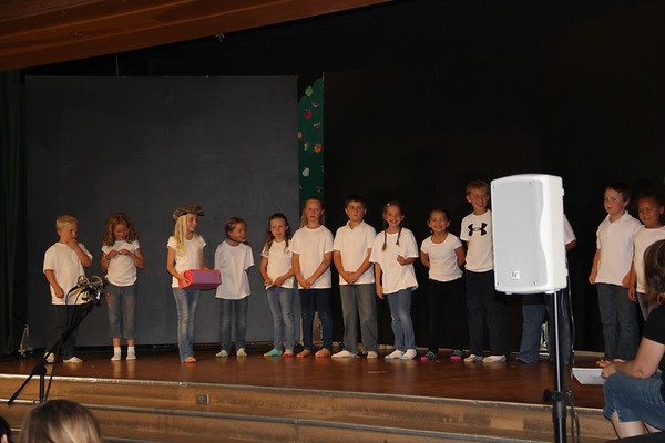 Naomi's School Program June 2014