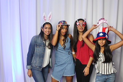 Shalini's Sweet 16 Party