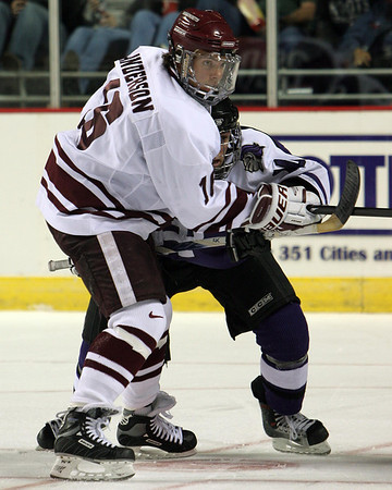 University of Massachusetts Men's Ice Hockey 2005-2006 Highlights
