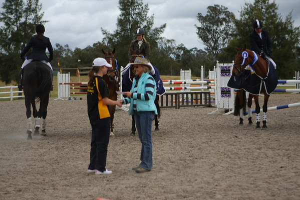 2009 10 10 Young Event Horse Presentations