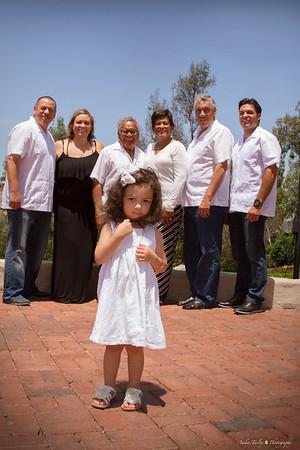 Carballo Family Art Session