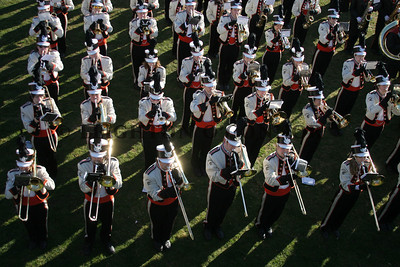 Nov 24, 2011 - BHS Marching Band - Thanksgiving Day Game