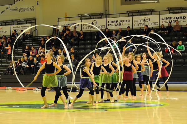 Gym./dans  Sydmors IF  Marts 2013 Arenaen Nyk. M.