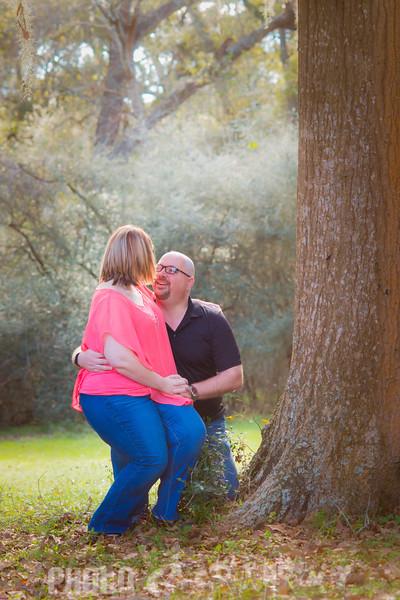 {Engagement} Hunter & Tawny