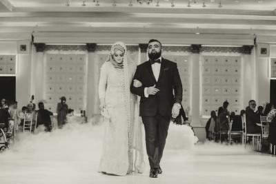 Fatima & Oak Wedding