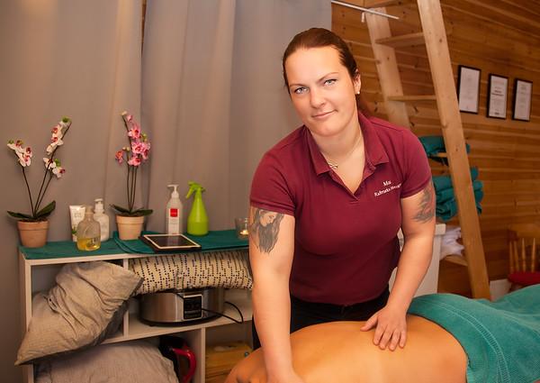 Raftmarks Massage