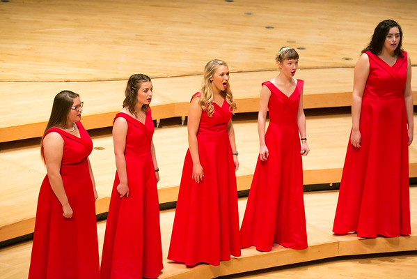 3. Henry County High School Madrigals