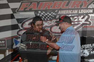 Fan Appreciation Night @ Fairbury 6/3/17