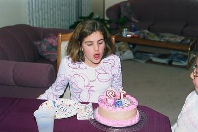 Jordana's 12th Birthday