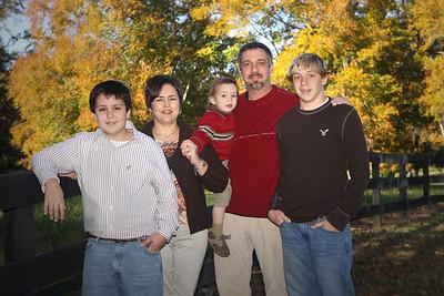 Elsberry Family 2009