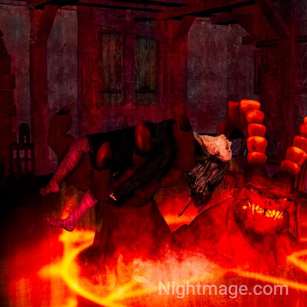 Demon in my bedroom
