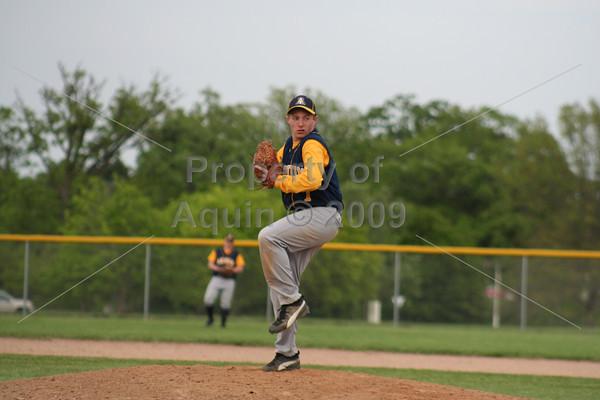 v baseball v. milledgeville/polo . 5.6.10