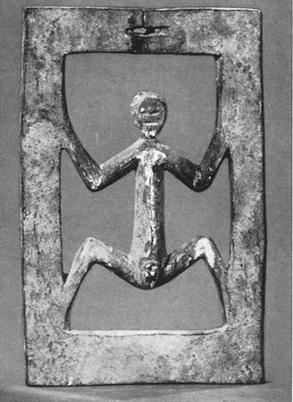 Figura de ritual Nzambi