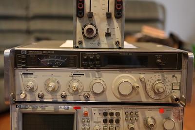 HP 8640B Signal Generator