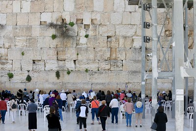 Western Wall, St. Peter's, Holocaust Museum, City of David 3-9-20