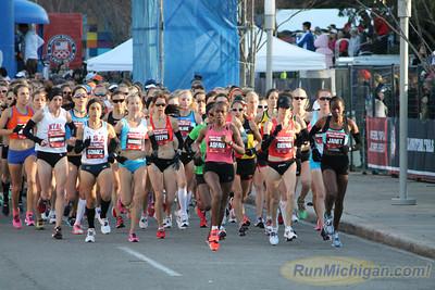 Womens Race - 2012 US Olympic Trials Marathon JR