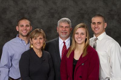 2012/12/23, Tabor Family