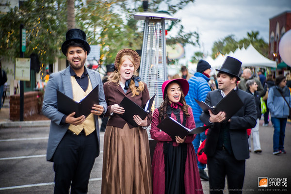 2017 12 Dickens  - Old Time Photos