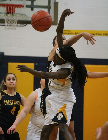 HS Sports - Annapolis vs. Crestwood Girls' Basketball
