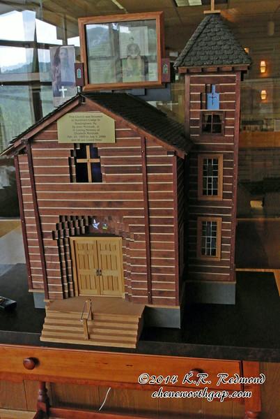 Buckhorn Cathedral Model