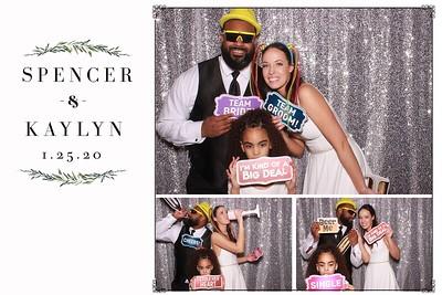 Spencer & Katelyn's Wedding