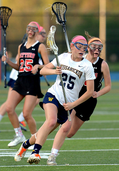 Wissahickon girls outlast Hatboro Horsham in 14-12 thriller