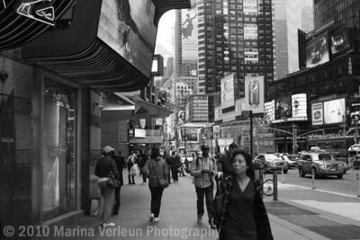 New York City, October 15 2010