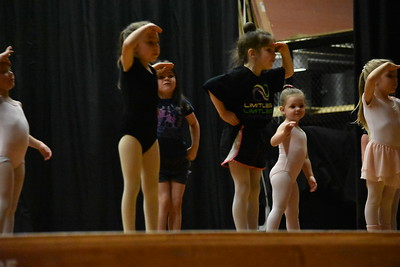 Annie and Willow 1st Recital